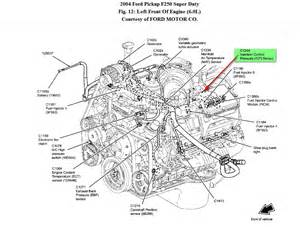 2008 ford 6 4 sel belt diagram 2008 wiring diagram and circuit schematic