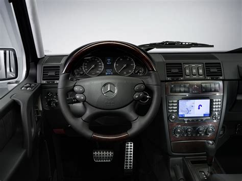 G Interior by Mercedes Classe G Immortel Le Auto