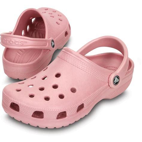 Pearl Pink Shoes crocs crocs classic shoe pearl pink original slip on shoe