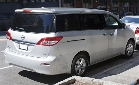 nissan quest rear minivans ugh page 5 revscene automotive forum