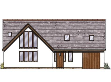 large house designs floor plans uk bungalow with large roofspace homebuilding renovating