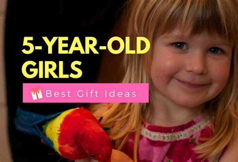 Best Gifts For a 5 Year Old Girl   Creative & Fun