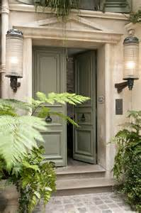 green front door glamour drops a quest for the glamorous details in life