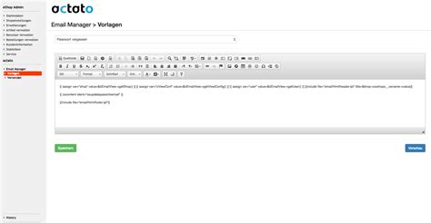 exchange email templates oxid eshop 5 actato email manager 1 0 1 stable ce