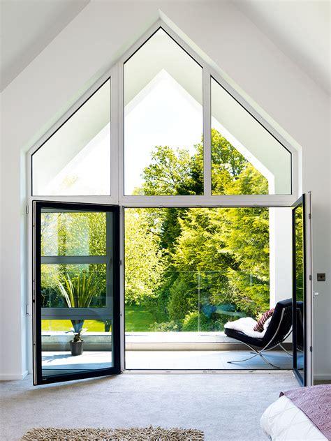 pitched glazed gable homebuilding renovating