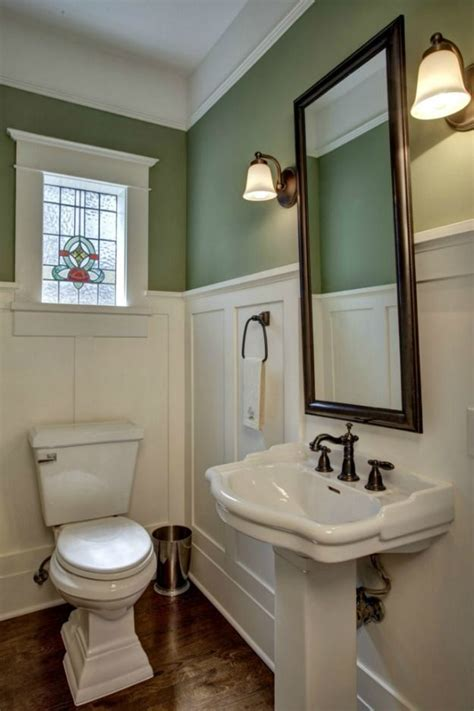 White Wainscoting Bathroom by Wainscoting Hopes Dreams Redbird