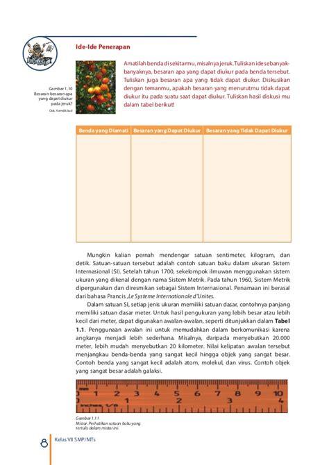 Ipa Smp Jl2bktsp Buku Erlangga buku siswa ipa smp kelas 7