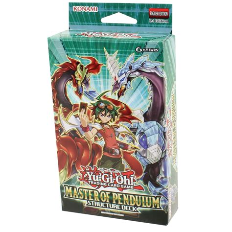 yugioh deck for sale yu gi oh cards structure deck master of pendulum