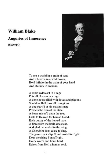 auguries of innocence auguries of innocence william blake poetry i love william blake and tattoos