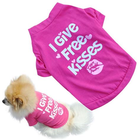 small puppy clothes outer wears clothes pet clothes pets clothing for small dogs ropa
