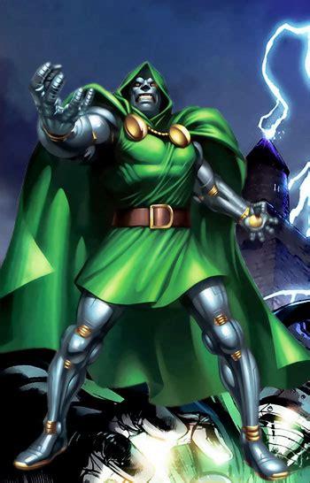 Dr Marvell doctor doom comic book stuff marvel