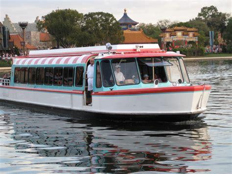 disney boat rental disney world boat transportation walt disney world made