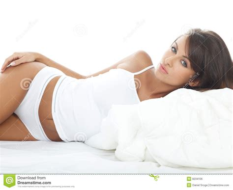 In Bed in bed royalty free stock image image 8234106