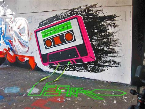tape  tape duct tape graffiti  teufelsberg