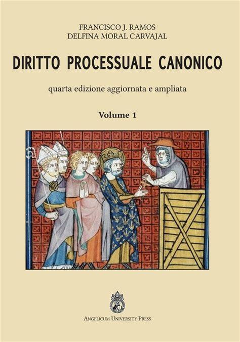 dispensa diritto canonico pubblicazioni angelicum
