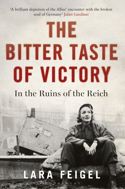the taster books the bitter taste of victory in the ruins of the reich