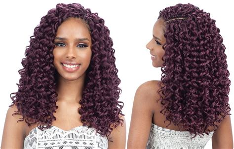 crochet hairstyles with freetress gogo curl freetress braid crochet gogo curl 12 inch