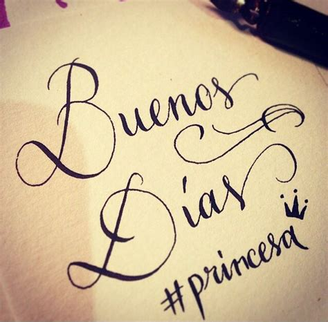 imagenes y frases de buenos dias mi princesa buenos d 237 as princesa good morning buenos d 237 as