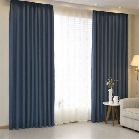 Aliexpress Com Buy Hotel Curtains Blackout Living Room
