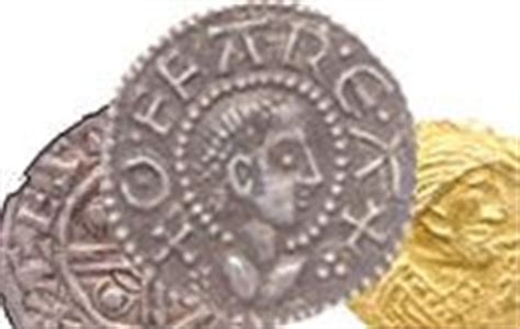 anglo saxon crafts for coins the facts and facts on