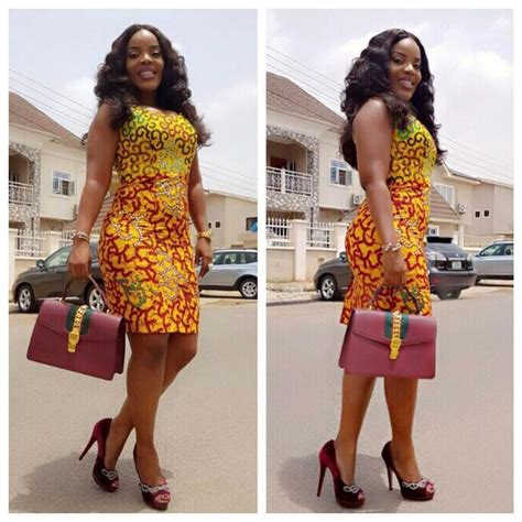 madivas ankara peerless but simple ankara styles