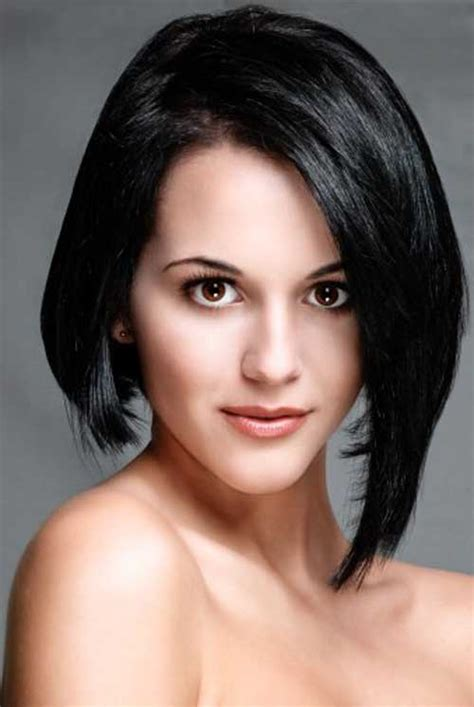 asymmetric bobs for thick hair the best hairstyles for short thick hair hair world magazine