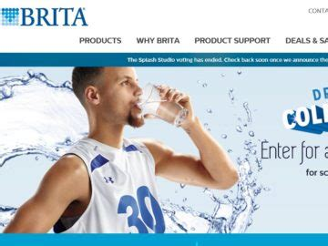 College Sweepstakes - the brita drink amazing college sweepstakes