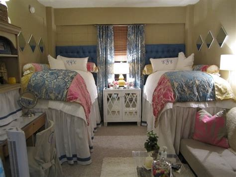 bed skirts and pillow shams the bed skirt and pillow shams dorm room trends