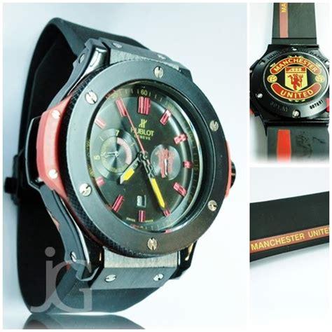 Jam Tangan Custom Manchester United H Murah Meriah hublot big manchester united rp 335 000