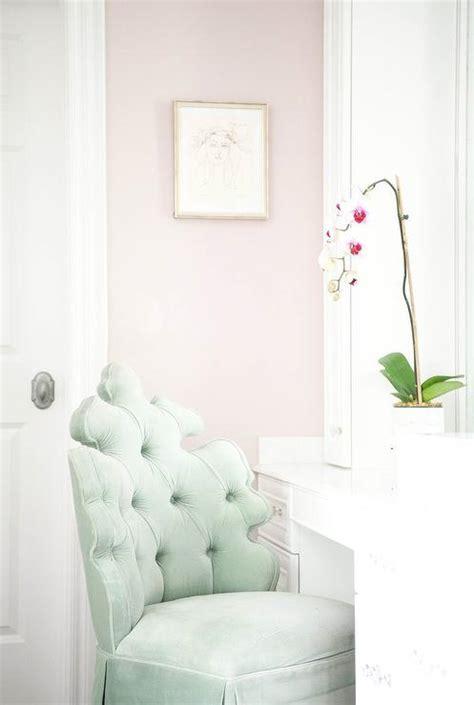 Pink And Green Bathroom Ideas Green Bathroom With Blue Mosaic Tiles Transitional Bathroom