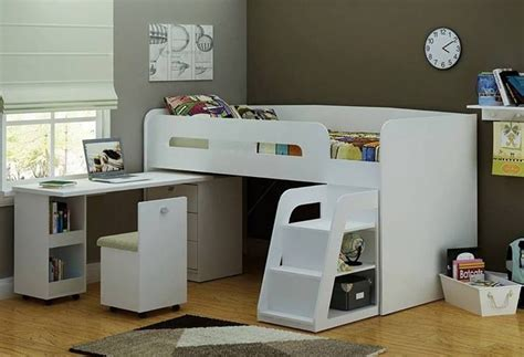 Loft Bed Desk Combo by Breathtaking Bunk Bed With Drawers And Desk Desk