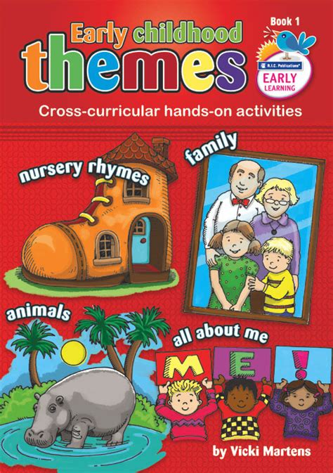 themes for early years education early childhood themes nursery rhymes family animals