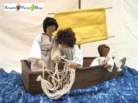 egli figuren preis biblische erz 228 hlfiguren kaufen fischerboot mit besatzung