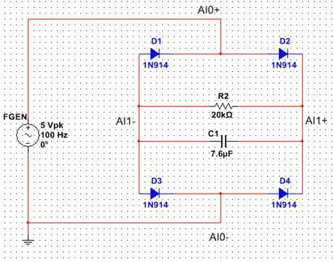 diode bridge in multisim 4 diodes elec2210 1 0 documentation
