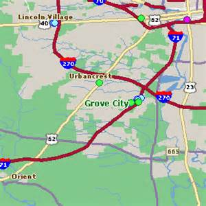 Grove City Ohio Map by Grove City Oh Hotel Rates Comparison Amp Reservations Guide Map