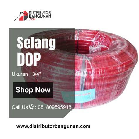 Dop Pipa Dop Selang Biru distributor selang air di bandung distributor pipa pvc