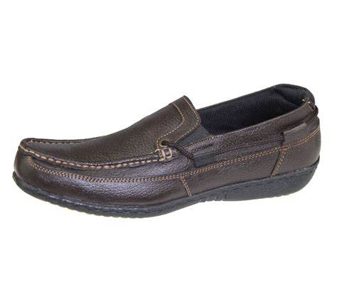 comfortable moccasins mens slip on shoes casual moccasins loafer walking comfort