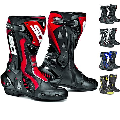 sidi motorcycle boots sidi st motorcycle boots race sport boots ghostbikes com