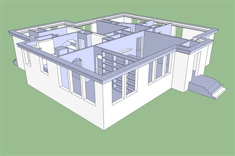 home design using google sketchup totw google sketchup and house design jason patz