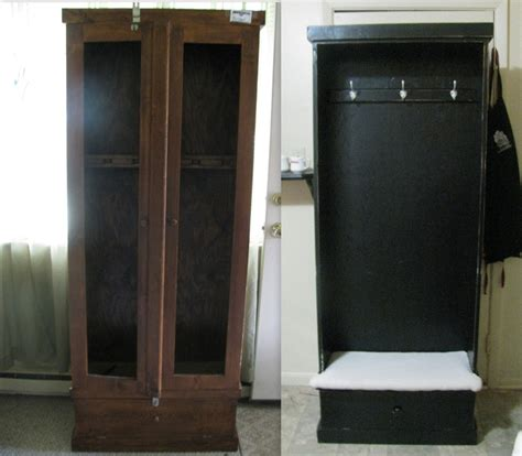 gun cabinet bench 1000 images about repurpose on pinterest repurposed office chairs and pulley