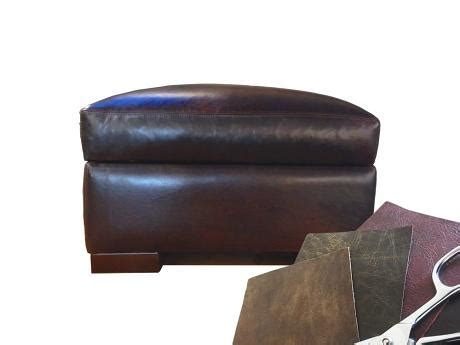 Ottoman Deals Braxton Leather Ottoman Cyber Deal Leather Ottomans