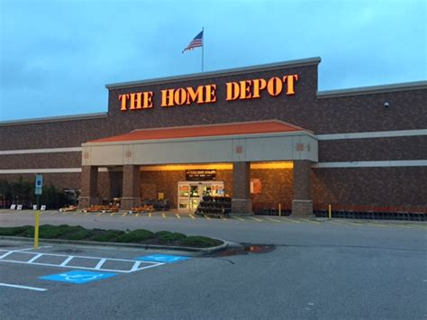 the home depot in forest nc 27587