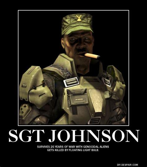 Meme Johnson - locust horde vs unsc battles comic vine