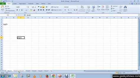excel 2010 full tutorial youtube how to group all worksheets together in excel 2010 print