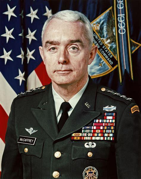 Barry McCaffrey   Wikipedia