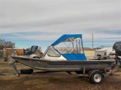 wooldridge boats for sale in idaho 1994 wooldridge alaskan jet boat 15000 pocatello id