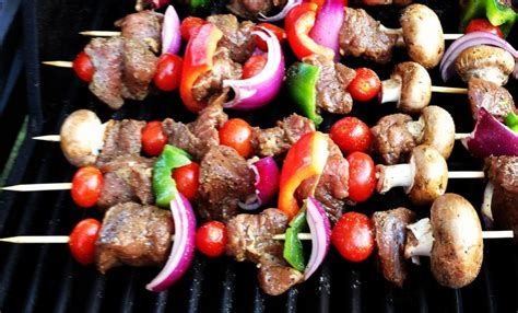 barbecued greek lamb kebabs for 10 recipe 9kitchen lamb kabobs how to bbq right blog