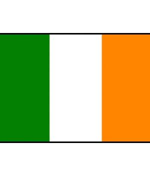 the national flag of ireland 5ft x 3ft at cheap price at wholesale connections in manchester