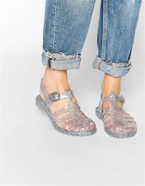 gladiator jelly sandals asos asos foresure jelly gladiator sandals