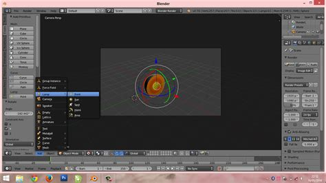 cara membuat video animasi dengan blender ღ ற cara membuat animasi lapisan bumi dengan
